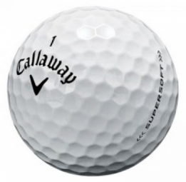 Callaway Supersoft